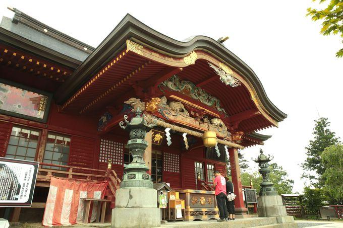 東京にあるパワースポット・武蔵御嶽神社
