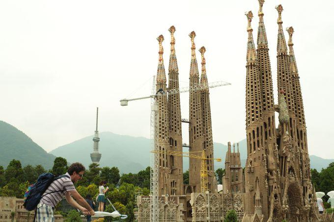 たった1日で世界一周!? 栃木で世界旅行「東武ワールドスクウェア」