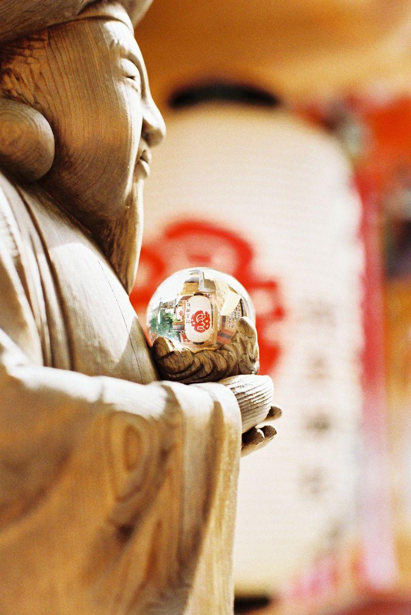 ネギラーメンに恋占い神社!パワースポット・京都をぶらり!