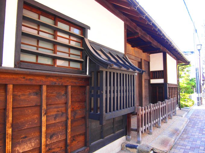名古屋城から徳川園にいたる「文化のみち」を散策