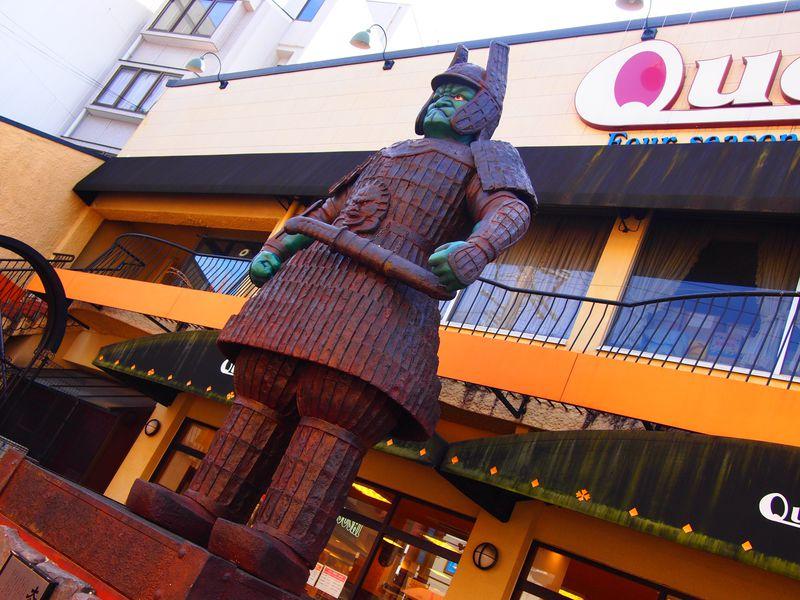 映画の町!京都・太秦大映商店街おもしろスポットのご紹介
