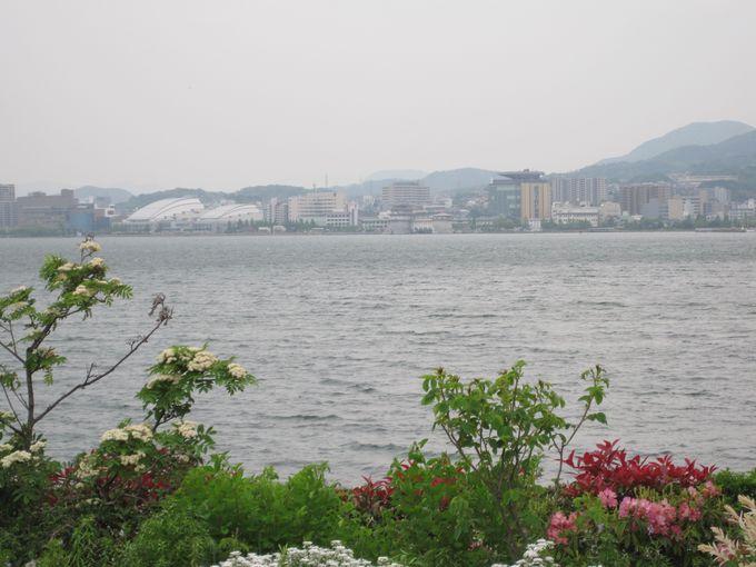 滋賀県といえばやっぱり琵琶湖