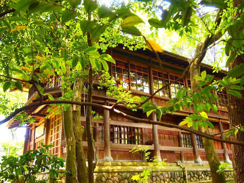 初夏〜夏がおすすめ!京都・吉田山で出会うカフェ「茂庵」