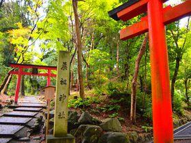 料理に菓子、饅頭の神様も!京都・吉田神社は食いしん坊必訪のスポットです|京都府|トラベルjp<たびねす>
