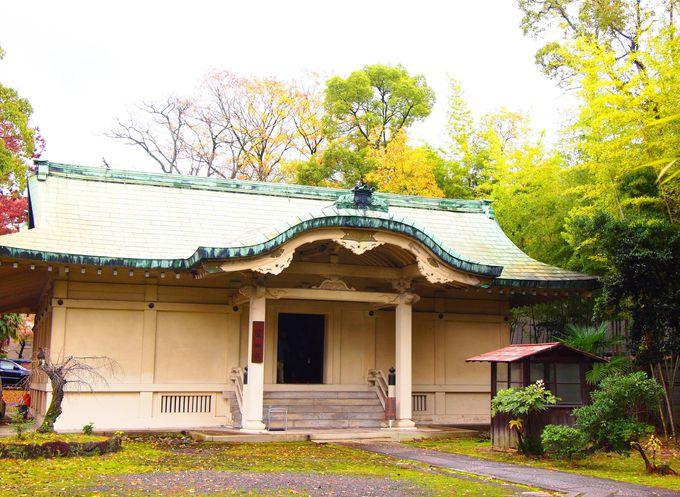 豊国神社「宝物館」