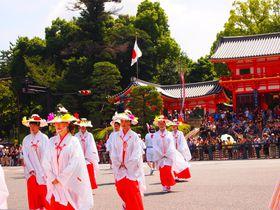 艶やか京都・祇園祭「花傘巡行」見所とおススメ鑑賞ポイント|京都府|トラベルjp<たびねす>