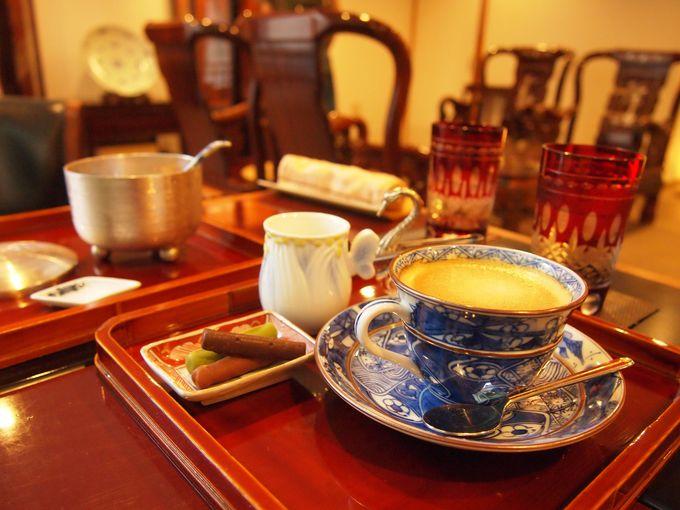 喫茶スペース「遊心」