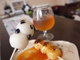 可愛すぎて食べられない!?京都・ぱんだの散歩「ぱんだんご」|京都府|トラベルjp<たびねす>