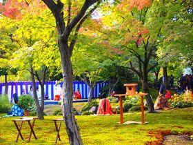 まさに平安絵巻!京都・城南宮「曲水の宴」と美しい初秋の庭|京都府|トラベルjp<たびねす>