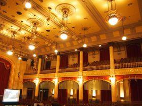 大阪のシンボル「大阪市中央公会堂」粋で豪華なその内部とは!?|大阪府|トラベルjp<たびねす>