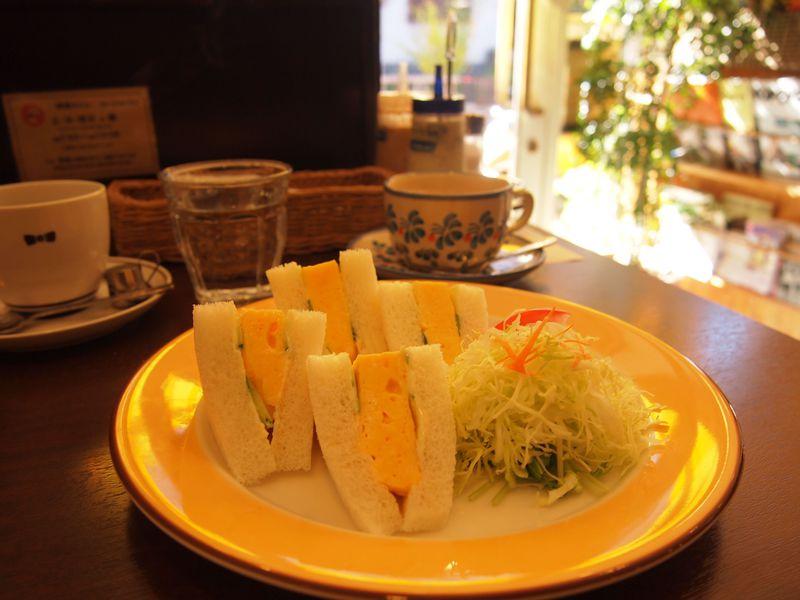 京都・名物喫茶で「たまごサンド」が食べたい!おすすめ5選