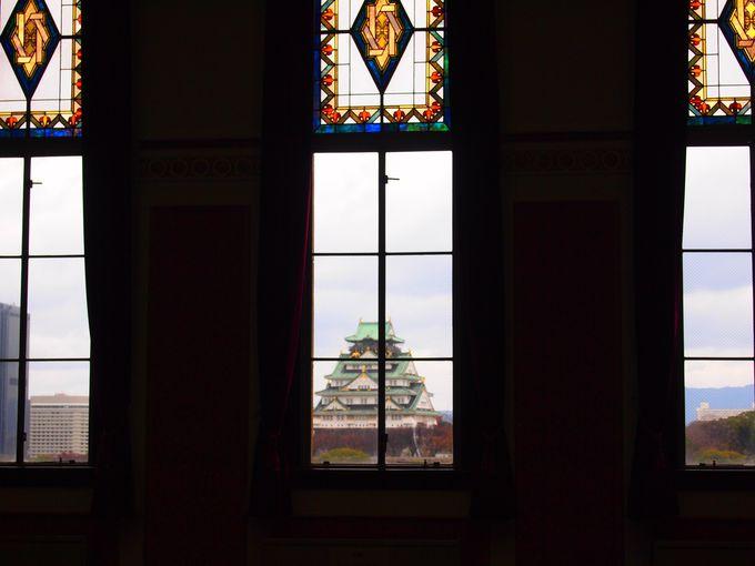 どこから撮っても美しい「大阪城」