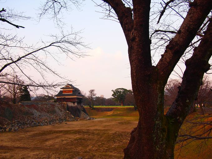 熊本城「戌亥櫓」