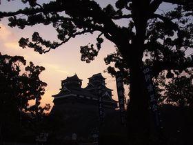熊本城近望の名所!「加藤神社」から復興の夜明けを眺めよう|熊本県|トラベルjp<たびねす>