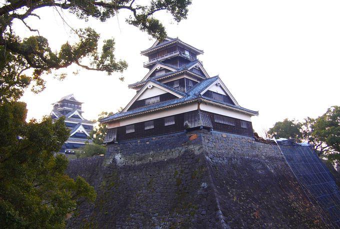 熊本城周辺の神社