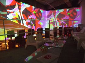 金沢ご当地グルメとデジタルアート!「DK art cafe」|石川県|トラベルjp<たびねす>