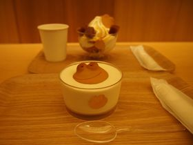 「青柳ういろうパフェ」に「カエルのミルク風呂」!青柳総本家の名古屋スイーツが何だかすごい!|愛知県|トラベルjp<たびねす>