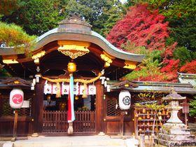 勇壮かつ美麗!宮本武蔵ゆかりの京都「八大神社」秋の見所