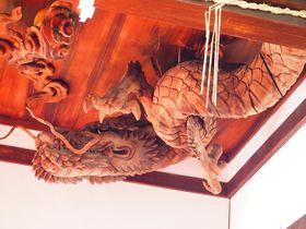 龍の彫刻がスゴイ!京都のパワースポット「瀧尾神社」