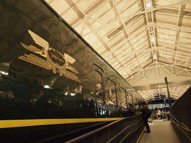 「京都鉄道博物館」夜間延長営業!ライトアップ車両&夕景・夜景を楽しもう