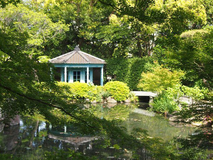 貴重な建築も必見!緑美しい大阪・四天王寺「極楽浄土の庭」