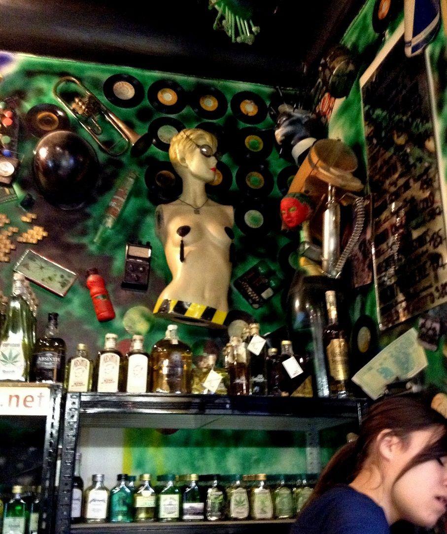ビールだけじゃない、チェコで楽しむアブサン酒