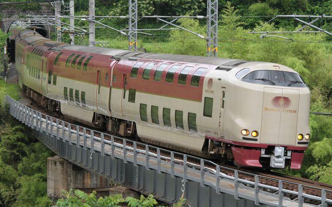 寝台特急サンライズ出雲号/高松号ってどんな列車?