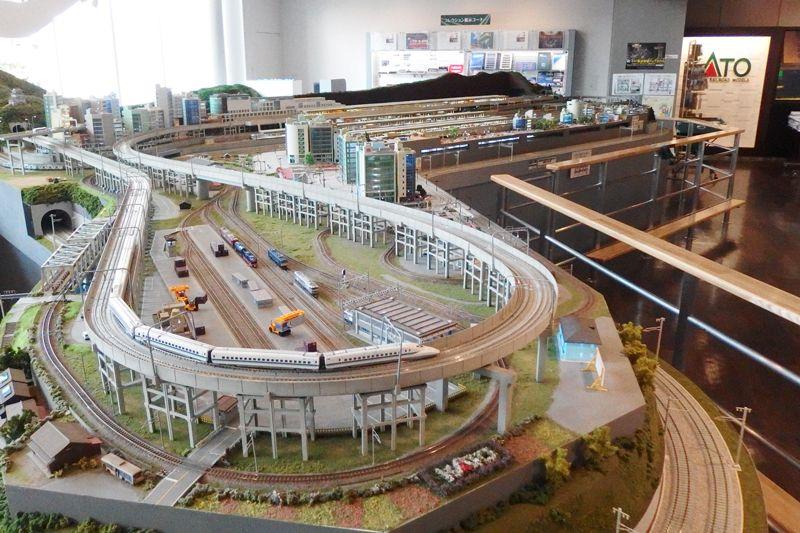 鉄道模型の世界に触れてみよう!「ホビーセンターカトー東京」
