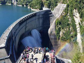 いろんな角度から体感!「黒部ダム」を楽しむ5つの方法|富山県|トラベルjp<たびねす>