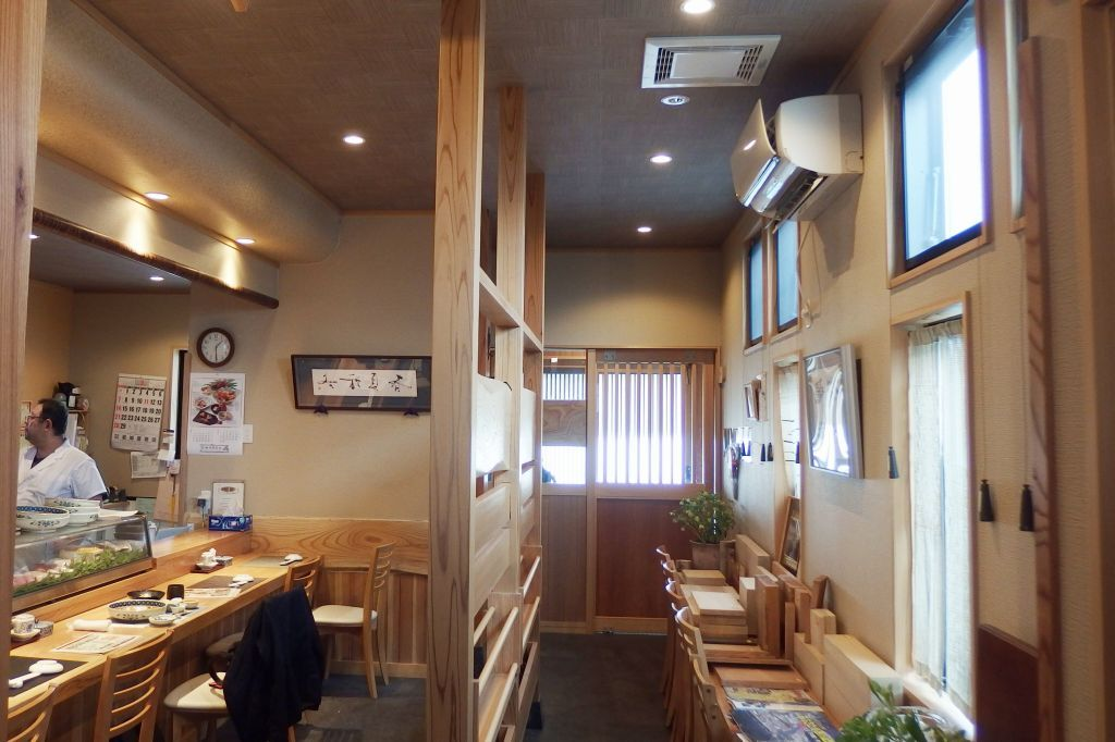 「蛇の目寿司」は、震災前と変わらぬ美味しさを提供中!