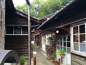 奈良・路地裏の隠れ家カフェ「工場跡事務室」で大正ノスタルジーに浸る
