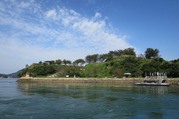 村上水軍ゆかりの地、天然の要塞「能島」をぐるっと一周