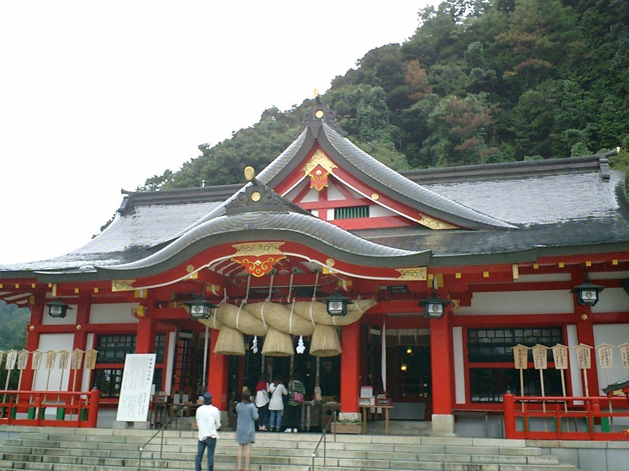 日本五大稲荷のひとつ「太皷谷稲成神社」は「成」の字に注目!
