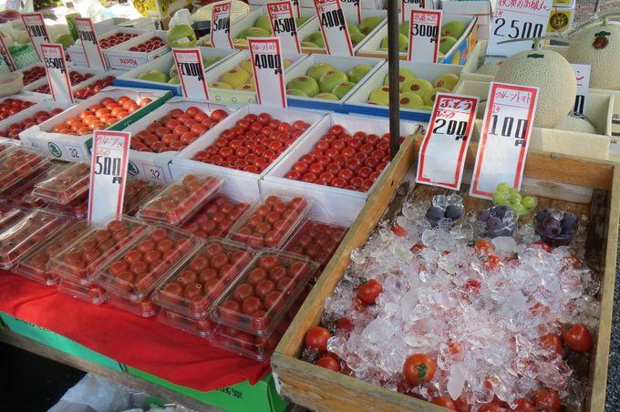 秋〜冬はトマトの旬!?あの幻のトマトまで!