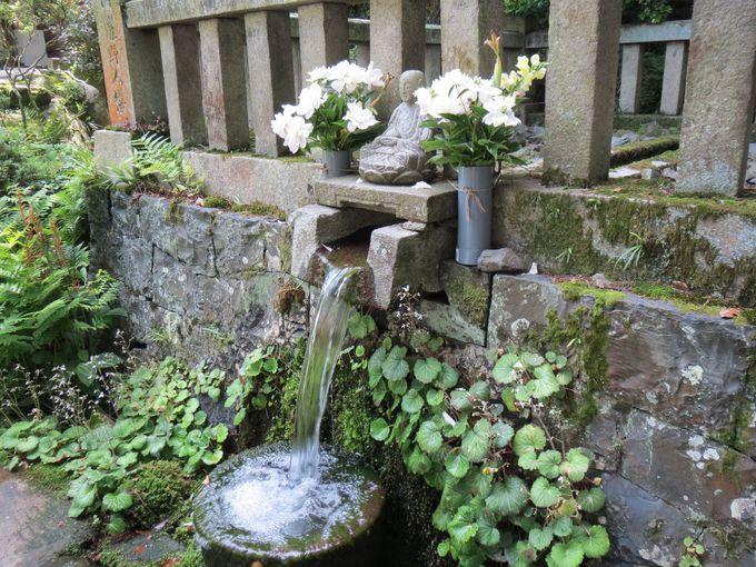 香川に湧く伝説の霊泉