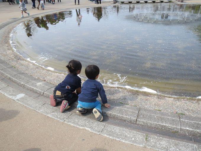 子供達も自然を満喫