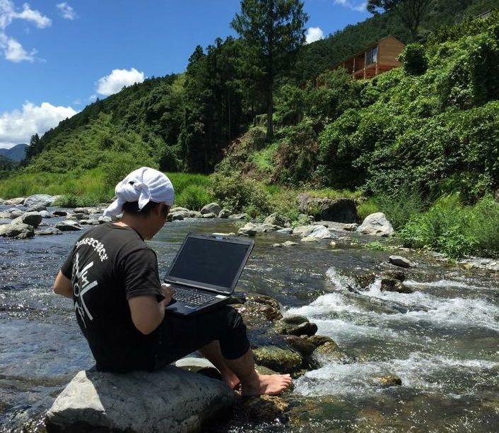 パソコンと旅に出よう! IT企業集結で話題の徳島・神山町「WEEK神山」