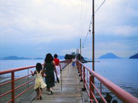 参拝できるのはなんと年に一度!子供の神様「津嶋神社」三豊市|香川県|トラベルjp<たびねす>