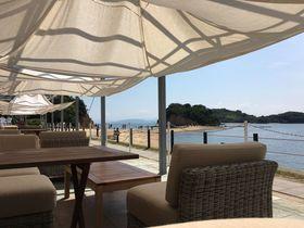 エンジェルロードが目の前!小豆島「エンジェルカフェ」でロマンティックが止まらない|香川県|トラベルjp<たびねす>