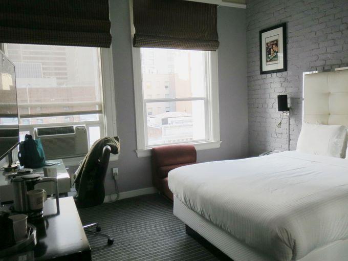 レトロな客室が素敵!サンフランシスコ最初のブティックホテル