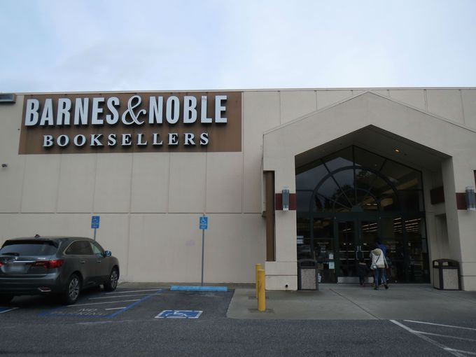 そうだ、本屋に行こう!「Barnes & Noble」