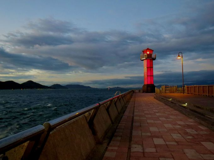 恋する灯台「せとしるべ」