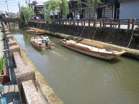 水郷の町に流れるゆる~い時間 千葉の小江戸「佐原」で舟めぐり|千葉県|トラベルjp<たびねす>