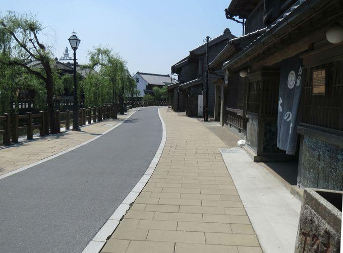 小江戸「佐原」は江戸の雰囲気と水郷の町