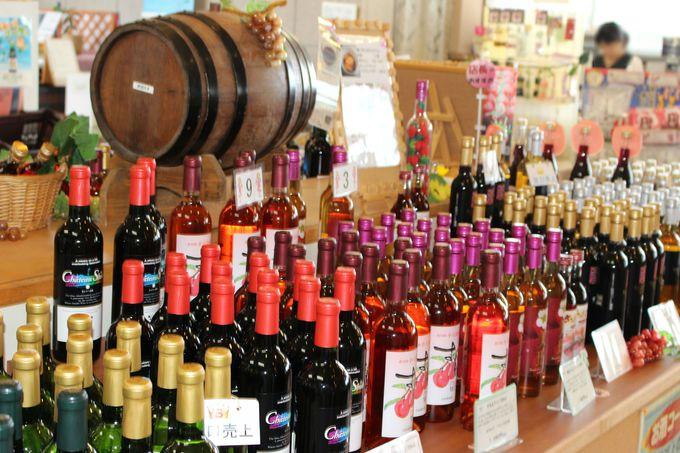 香川のワインはポリフェノールもたっぷり