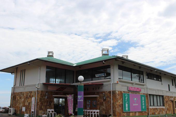 四国で最初のワイン工場「さぬきワイナリー」