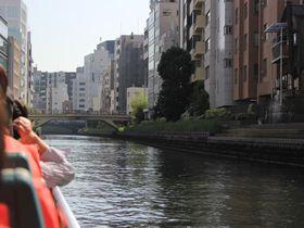映画「祈りの幕が下りるとき」ロケ地めぐり・日本橋クルーズと人形町