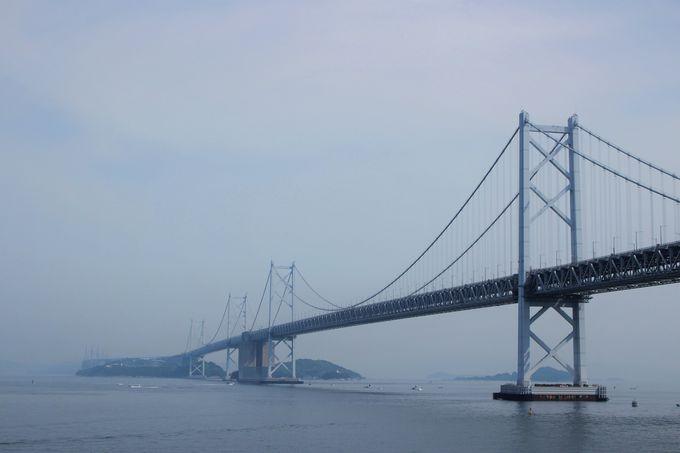 瀬戸大橋をここで見るべき4つの理由 坂出「瀬戸大橋記念公園」