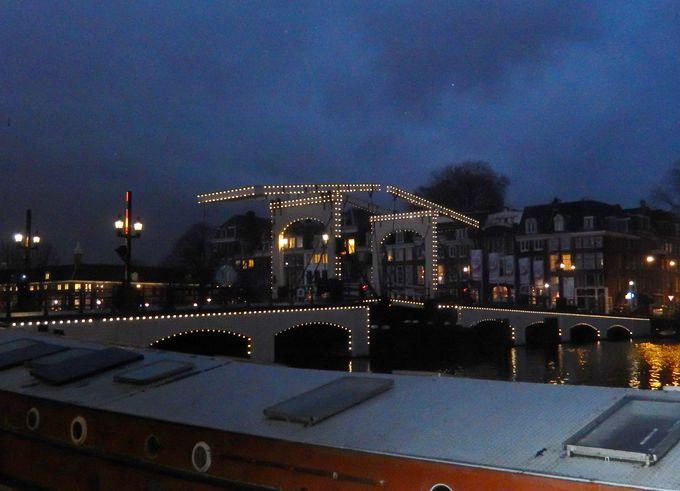 アムステルダムに行ったら、マヘレのハネ橋は見逃せない!