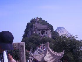 仙人が見た風景!中国・険しすぎる「華山」に登る